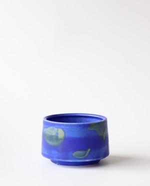 Pot. Base(島ブルー) 植木鉢