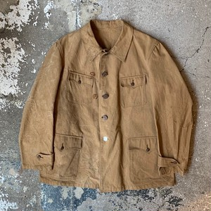 French Hunting Jacket 50年代