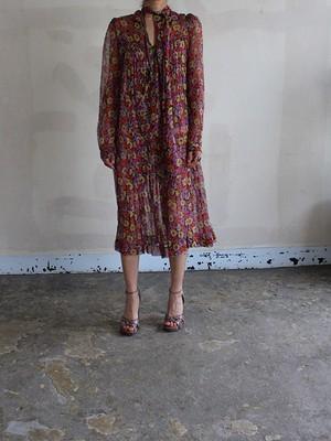 20s silk dress