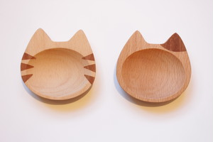 猫豆皿(2種類)