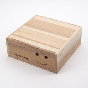 親が子のために自ら完成させる ずば抜けた【百年杉】積み木/200ピース/【百年図】の木箱入り