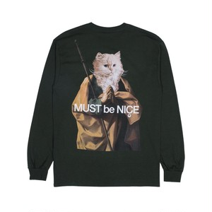 RIPNDIP - Nermus L/S (Hunter Green)