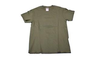 GILDAN S/S T-Shirt OLIVE