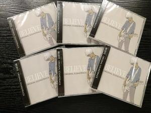 BELIEVE オリジナルサウンドトラックCD