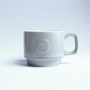 ロゴ入りマグカップ Mug with AR logo