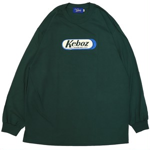 WFM L/S TEE (FOREST GREEN)