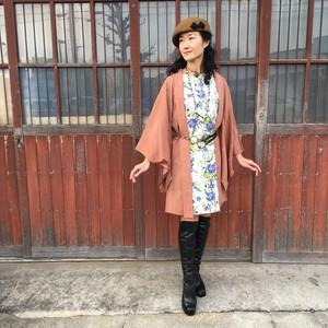 ◆羽織×ベルトセット◆洋服の上からお洒落に
