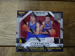NBA 2018-19 PANINI PRIZM BASKETBALL PRIZM CHOICE