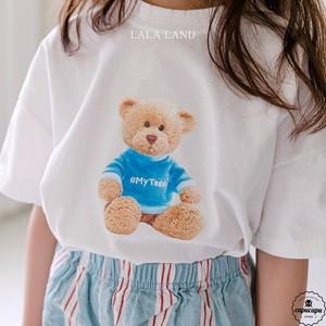 «予約» LALA LAND bear T shirts くまTシャツ