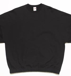 80's FAT CREW SWEAT - BLACK