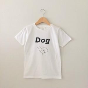KIDS Dog Tシャツ