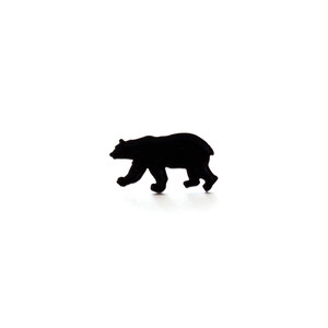 Safari Post - Polar Bear Black