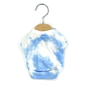 Kelty ムラ染めT-shirt(BLUE)