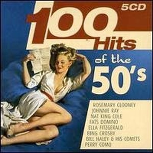 CD 「100 Hits of the 50's / V.A.」 (5CD)