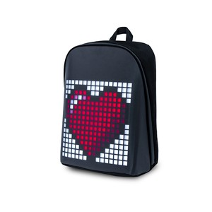PIXOO BACKPACK :: Divoom :: バックパック BLUETOOTHディスプレイ