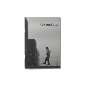 樋貝吉郎|スケートボード|ジン  tokyoskate