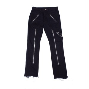 Zip bondage pants