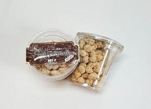 【富士正食品】ドライピーナッツ こがし醤油 Sカップ(80g)