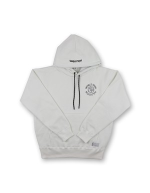 World Wide Hoodie / WHITE