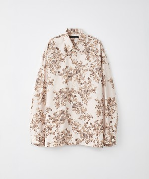 (JUHA) BOTANICAL OVER SHIRT