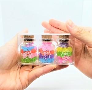 小ビン3つセット(クリアケース付き)~Small bottle 3 pieces with a special case~