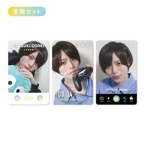 大崎捺希 37card【全種セット】