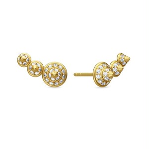 JULIE SANDLAU THREE SUMMIT EARRING