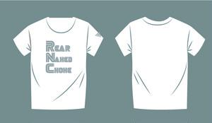 「REAR NAKED CHOKE」 Tシャツ