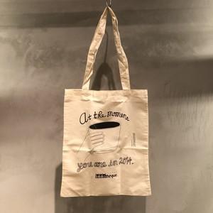 【スペシャルコラボアイテム】bibliotheque × STOMACHACHE. / Tote bag