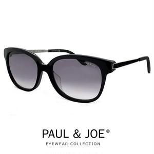ポール&ジョー サングラス taj01a-no61 paul & joe レディース 女性用 PAUL&JOE ブラック