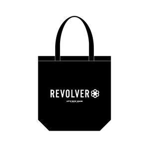 REVOLVER Donation Tote bag Black