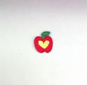 りんご■ミニ林檎■3枚