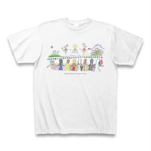 Tシャツ /Shogo Shiraishi & The System Theory / vol.2 / Color [White]