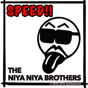 CD『SPEED』         by NIYA NIYA BROTHERS
