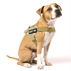 DOGGYBRO.(ドギーブロ)ミリタリーハーネスmilitary harness