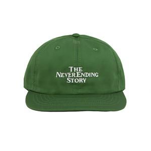 NEVER ENDING STORY CAP -KELLY GREEN-