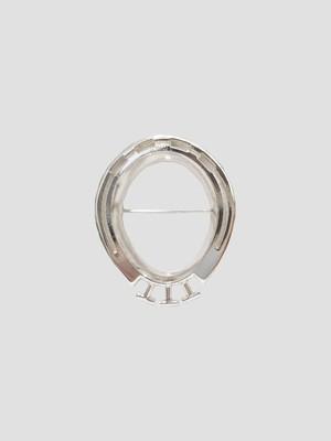 TTT_MSW Brooch Silver TTT-2021AW-ACC03
