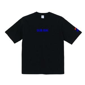 DUB RIM REBOUND マグナムウェイト ビッグシルエット Tシャツ/ブラック