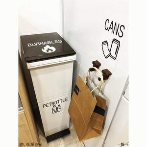 貼って便利に❤︎12種類から選べるゴミ分別ステッカーシール❤︎