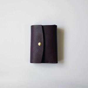 tri-fold wallet - pru