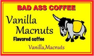 Vanilla Macnuts (バニラマクナッツ) ハワイアンコーヒー・フレーバーコーヒー・コナコーヒー・バッドアスコーヒー