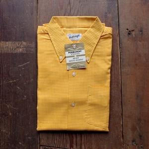 New Old Stock !! 1960-70s BELLCRAFT Buttondown Shirt / ヴィンテージ デッドストック コットンシャツ