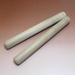 太鼓バチ朴の木 3太 36cm