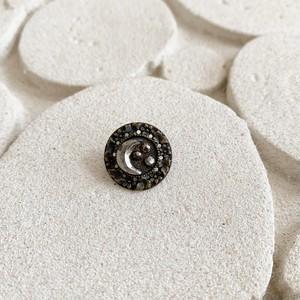 cut steel buttonゴムブレス&ring対応