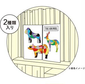 みるぬるぬりえ 2種類入り(THE DOG / THE ANIMAL)