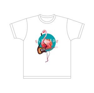 Flamingo Tシャツ (White)