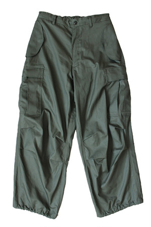 (is-ness) WIDE 6PK PANTS