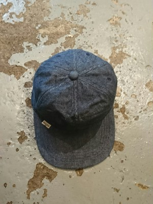 "WASEW ""DENIM APOLLO CAP"""