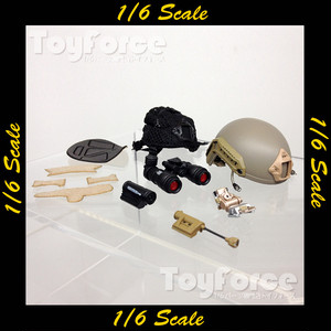 【02617】 1/6 Soldier Story Marine Raiders ナイトキャップ ヘルメット