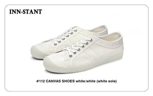 INN-STANT CANVAS SHOES #112